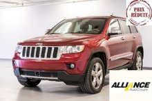 Jeep Grand Cherokee Overland, Garantie un an incluse! 2012