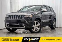 Jeep Grand Cherokee OVERLAND | NAV | CAMERA | TOIT PANO | CUIR | 2014