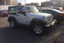 Jeep WRANGLER SAHARA SUPER PROPRE 2011
