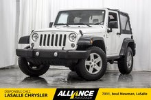 2015 Jeep Wrangler SPORT | 4X4!!!! | TOIT REGIDE | TRES PROPRE!!!