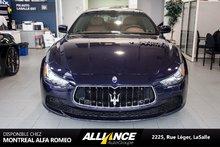 Maserati Ghibli GPS | CAMERA | CUIR | 2014