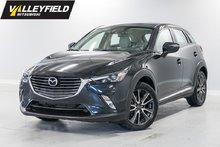 2016 Mazda CX-3 GT DÉMO! AWD! Nouveau en Inventaire