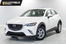 Mazda CX-3 GS Bien équipé! 2016