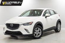 2016 Mazda CX-3 GS Garantie KM illimitée! Pneus hivers et mags!