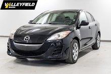 2010 Mazda Mazda3 GX Une petite aubaine!