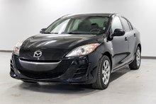 Mazda Mazda3 GX Une petite aubaine! 2010