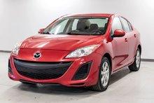 Mazda Mazda3 GX*NOUVEAU EN INVENTAIRE** 2011