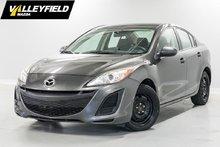 Mazda Mazda3 GX Bas prix! 2011