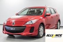 Mazda Mazda3 GS-SKY (A6) CENTRE DE LIQUIDATION VALLEYFIELDMAZDA 2012