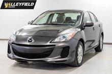 Mazda Mazda3 GS-SKY Économique et fiable! 2012