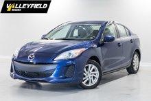 Mazda Mazda3 GS-SKY (A6) RÉSERVÉ! 2012