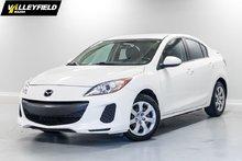 2012 Mazda Mazda3 GX (A5) Nouveau en inventaire