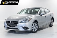 Mazda Mazda3 GX-SKY Retour de location! 2014