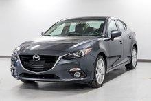 2015 Mazda Mazda3 GT VÉHICULE CERTIFIÉ!