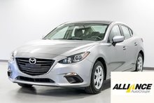 Mazda Mazda3 GX LE CENTRE DE LIQUIDATION VALLEYFIELDMAZDA.COM 2016