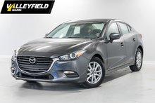 Mazda Mazda3 GS Démarreur à distance! 2017
