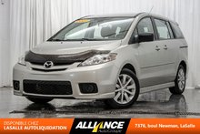 2007 Mazda Mazda5 GS | JAMAIS ACCIDENTE | BLUETOOTH | 6 PASSAGERS |
