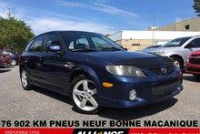 2003 Mazda Protege5 ES 78 902 KM+ PNEUS NEUF BONNE MACANIQUE