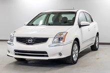 Nissan Sentra 2.0 S Ens de luxe et agrément 2012