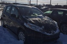 2015 Nissan Versa Note 1.6 SV EN PRÉPARATION