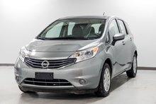 2015 Nissan Versa Note 1.6 SV NOUVEAU EN INVENTAIRE