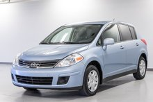2012 Nissan Versa 1.8 S- LE CENTRE DE LIQUIDATION VALLEYFIELDGM.COM