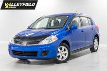 Nissan Versa 1.8 SL (CVT) Économique et spacieux! 2012