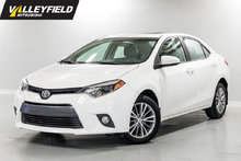 Toyota Corolla LE ECO Toit ouvrant! RÉSERVÉ! 2015