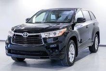 2014 Toyota Highlander LE NOUVEAU EN INVENTAIRE