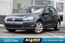 2013 Volkswagen Golf 2.5L | SIEGES CHAUFFANTS | BLUETOOTH | A/C |