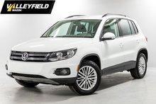 2016 Volkswagen Tiguan Comfortline Venez faire une essai!