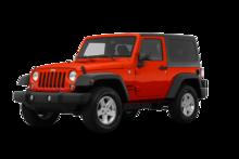 Jeep Wrangler SPORT 4x4 V6 2016