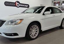 Chrysler 200 2013 TOURING + JAMAIS ACCIDENTE + GARANTIE