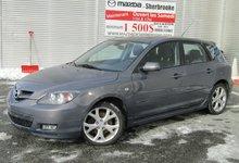 Mazda Mazda3 2007 98000KM AUTOMATIQUE TOIT OUVRANT CLIMATISEUR