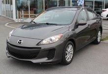 Mazda Mazda3 2013 GX*AC*17069KM*BLUETOOTH*CRUSE