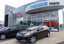 Mazda 3 Sport 2013 CLIMATISEUR GARANTIE MAZDA CANADA