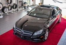 Mercedes-Benz CLS-Class 2014 CLS550 4Matic