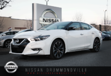 Nissan Maxima 2016 GPS/NAV + CUIR - SPÉCIAL DÉMO - PRIX LIQUIDATION!!