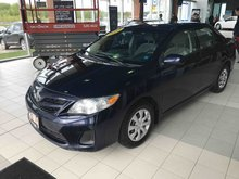 Photo 2012 Toyota COROLLA S 6-speed automatic! only 71k!