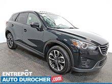 2016 Mazda CX-5 GT 4X4 NAVIGATION - Toit Ouvrant - A/C - Cuir -