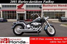 Harley-Davidson FatBoy  2001