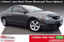 Honda Civic Coupe LX - SR 2009
