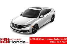 Honda Civic Coupe Sport 2019
