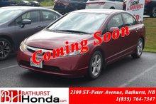 2007 Honda Civic Sedan LX