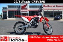 2018 Honda CRF450 R