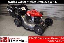 2016 Honda HRC216HXC