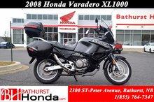 2008 Honda Varadero XL10000