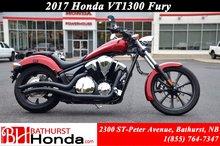 Honda VT1300 Fury 2017