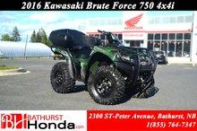 2016 Kawasaki Brute Force 750