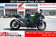Kawasaki NINJA ZX-1400CC  2015